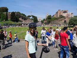 Roma- Segway , Manuela R - June 2014