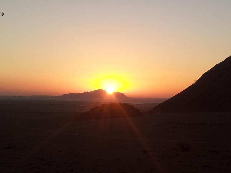 Sunrise! - Sharm el Sheikh