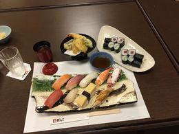 Sushi Making and Tsukiji Fish Market Morning Tour from Tokyo, Martin R - November 2015