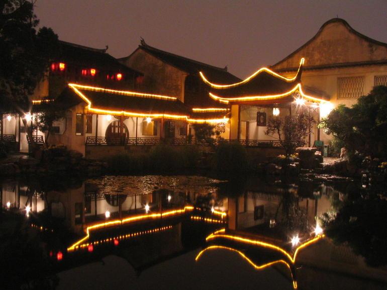 Suzhou - Hangzhou