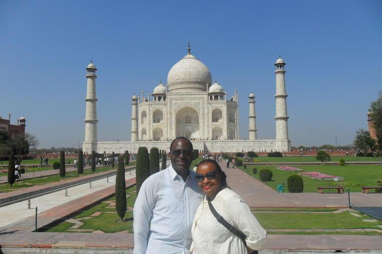 Taj Mahal Tour - 1 - New Delhi