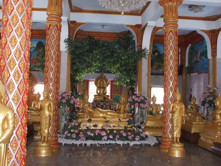 Temple of the Buddha - Phuket