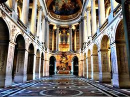 Versailles' chapel is one of the palace's grandest interiors. , Gene F - October 2016