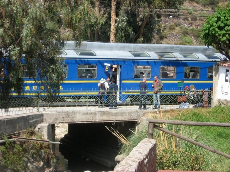 Train to Machu Picchu - Cusco