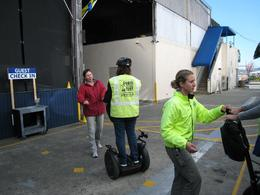 Our wonderful guides showing us how to ride the Segways! - April 2008