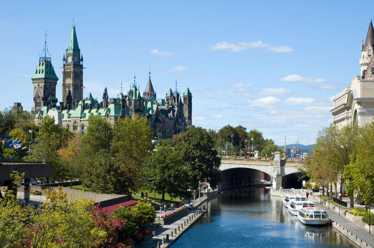 View in Ottawa - Montreal