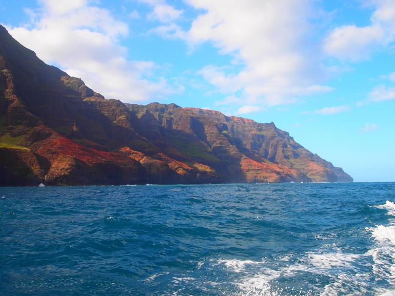On the Napali and Ni'hau Kauai Snorkel Cruise - Kauai