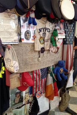 World Trade Center Walking Tour, Jules & Brock - July 2012