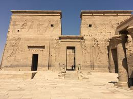 Edfu Temple , Elyse R - October 2016