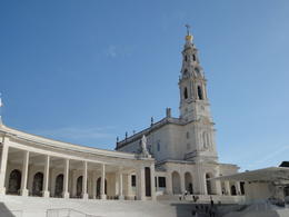 Cathedral in Fatima. , Norbert - November 2016