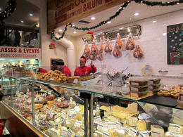 Inside Faicco's Pork Store. We enjoyed the best Italian sandwich ever! , josmartypants - January 2017