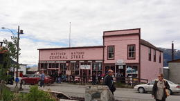 Charming town of Carcross. Great General store , Michelle D - August 2017