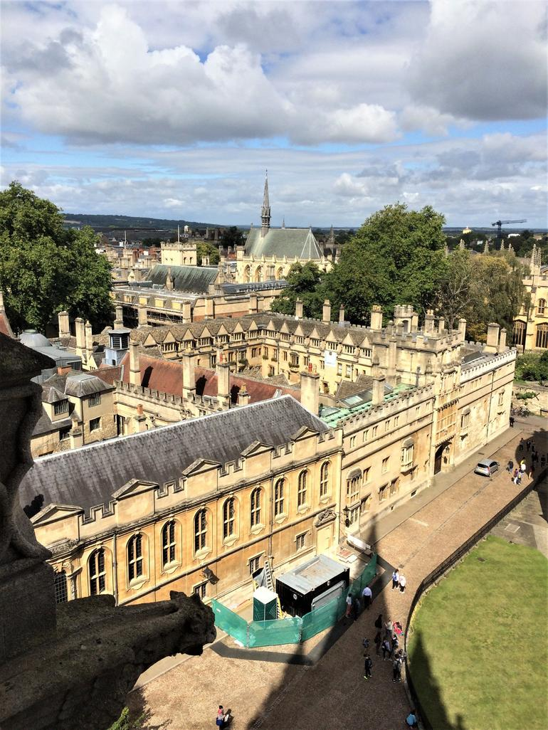 Oxford, Stratford Upon Avon and Cotswolds Tour from London photo 16