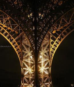 Eiffel Tower. , Asma K - October 2017