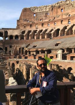 Our guide Ettore , Gary L - October 2017