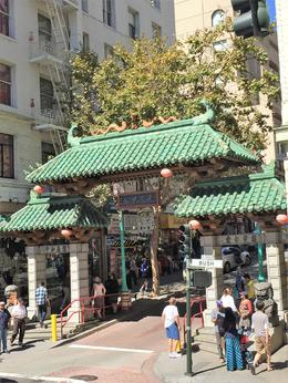 You'll pass by Chinatown. , Carlene B - November 2017