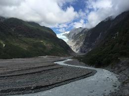 Franz Josef Glacier Valley Walk , Rahul C - February 2018