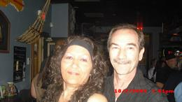 MRS.&MR. DANIEL DEL CASTELLO WE ARE OUT WITH FRIENDS HAVING FUN, linda L.Goidel G - September 2010