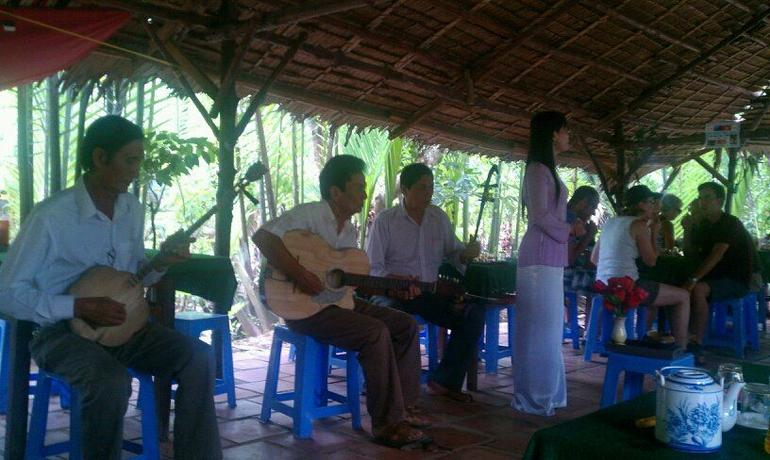 Local band - Ho Chi Minh City