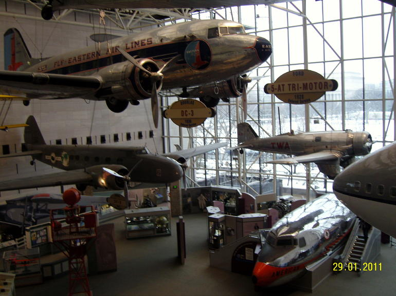 Air Space Museum - New York City