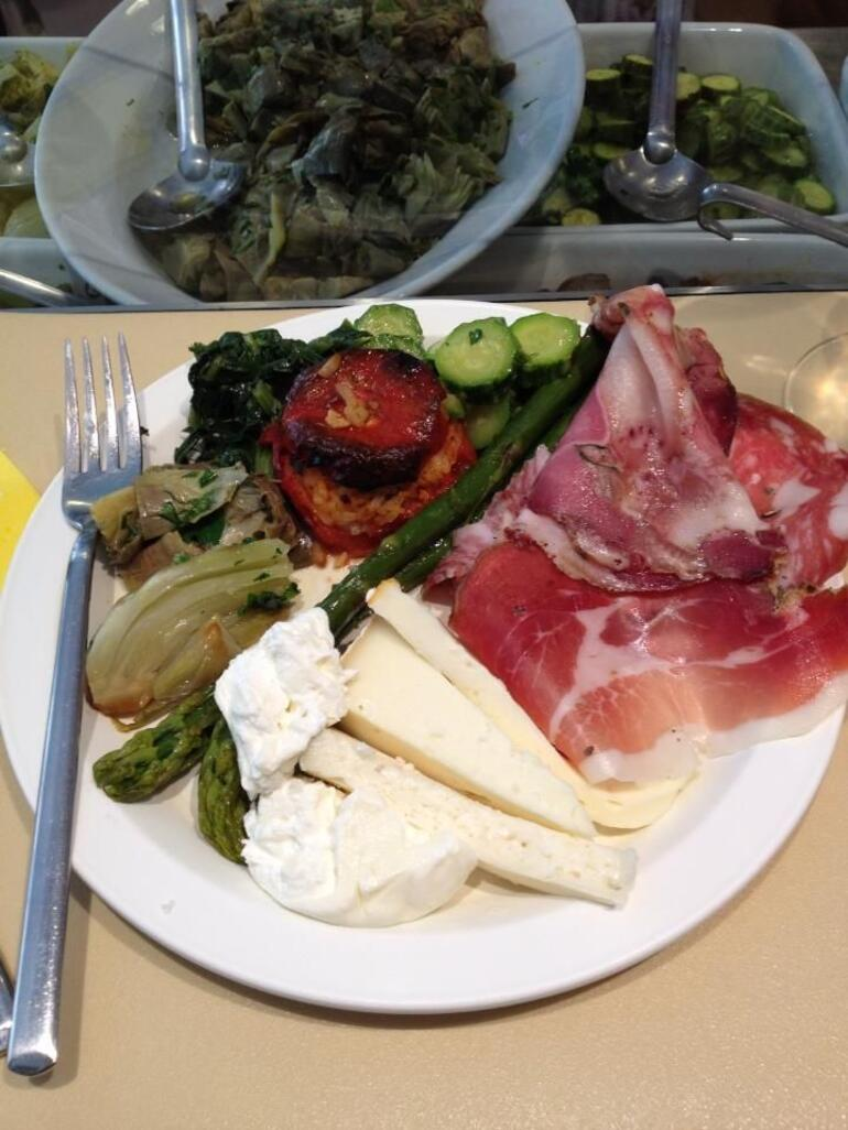 Amazing Lunch! - Florence