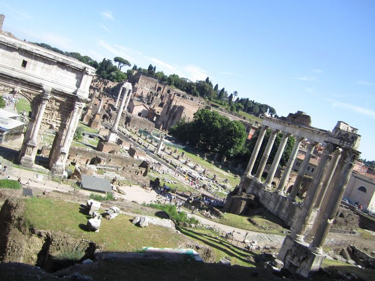 Ancient Rome Walking Tour - Rome