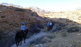 REd Rock Canyon is the perfect place to make you feel a cowboy. Beautiful trails. , Heleen W - October 2016