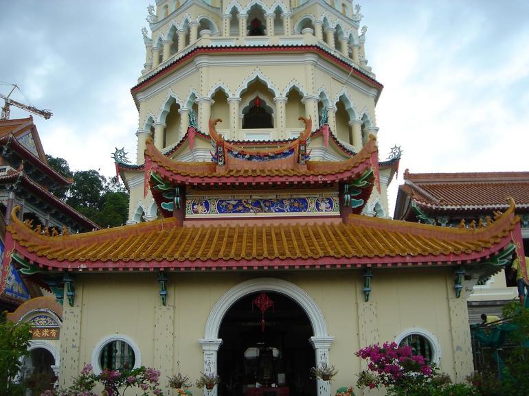Buddhist Monastery (Penang) - Penang