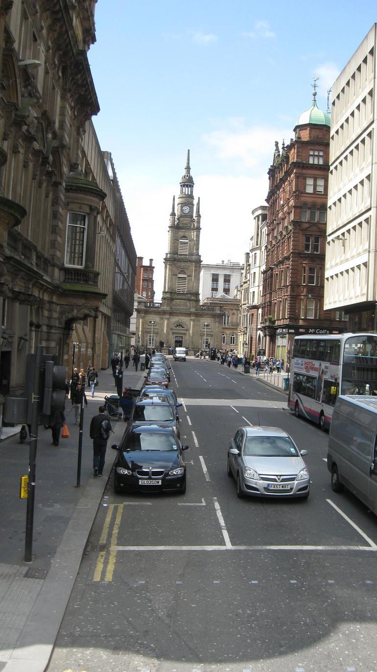 City - Glasgow