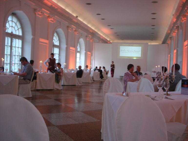 Dinner in the Palace - Berlin