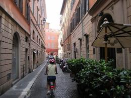 cruising the backroads of Rome with Viator , Scott M - August 2012