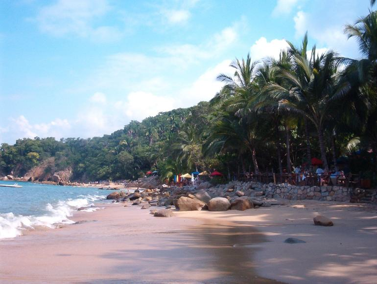 Las Caletas - the beach - Puerto Vallarta