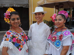 Locals in Merida , Kevin F - May 2013