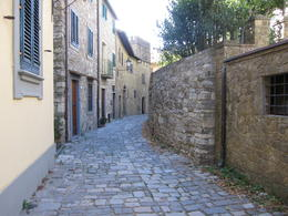 cobbled streets , merryberry - October 2014