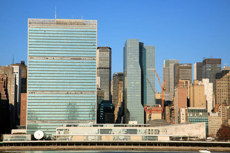 United Nations Headquarters, New York - New York City