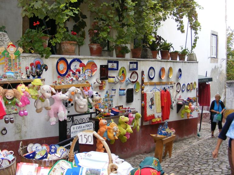 Obidos street - Lisbon
