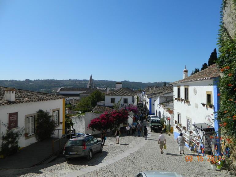 Obidos town - Lisbon