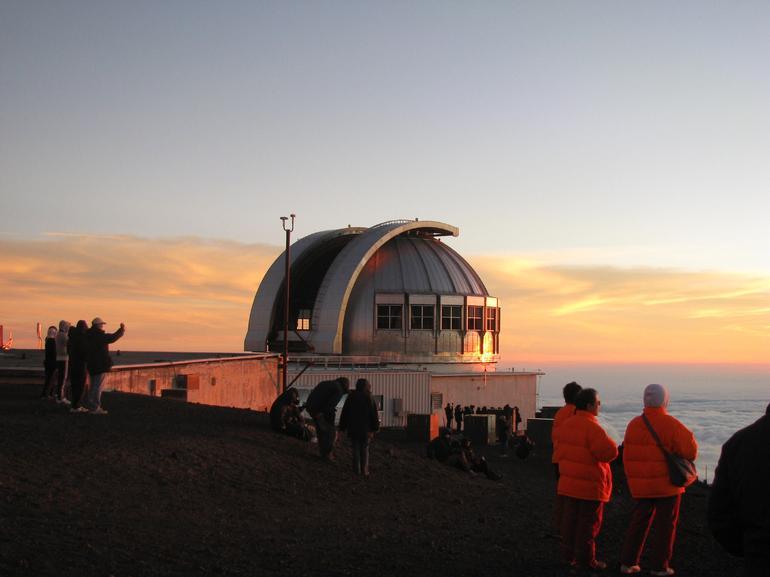 Observatory - Big Island of Hawaii