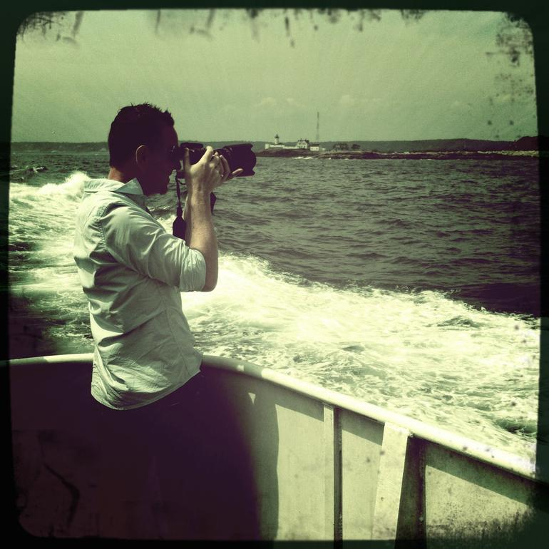 Photographing the Lighthouses - Boston