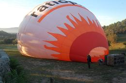 And the balloon starts to get bigger, Pallavi R - October 2010