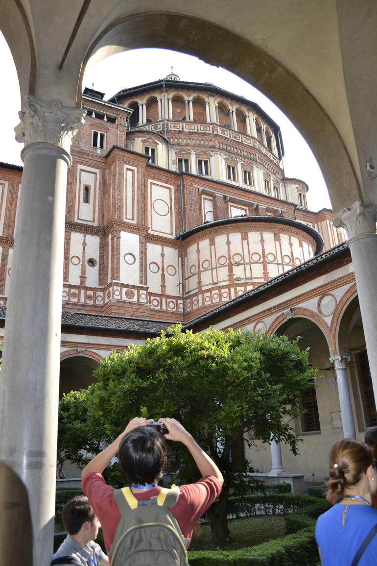 Santa Maria del Grazie - Milan
