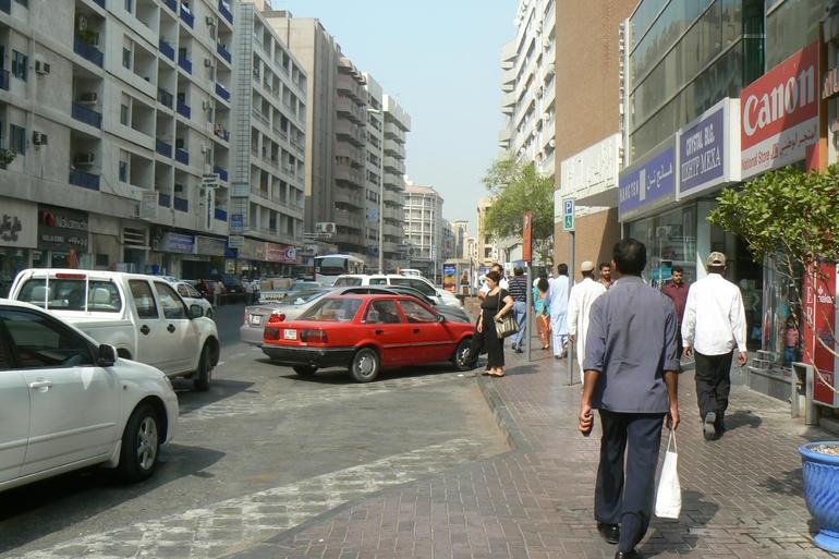 Streets of Dubai, by Landmark Hotel - Dubai