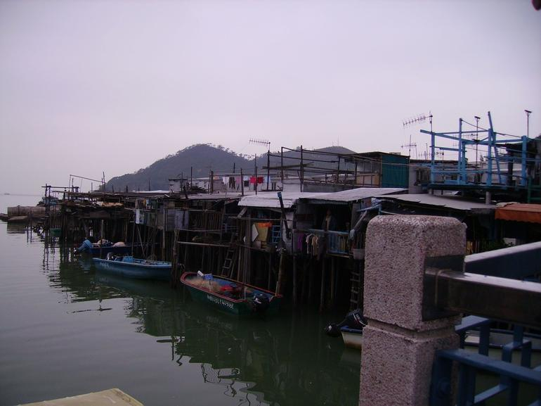 Tai O , Fishing village - Hong Kong