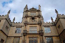 Tower of the Five Orders, Bodleian Library, Oxford University, canuckshutterbug - November 2009