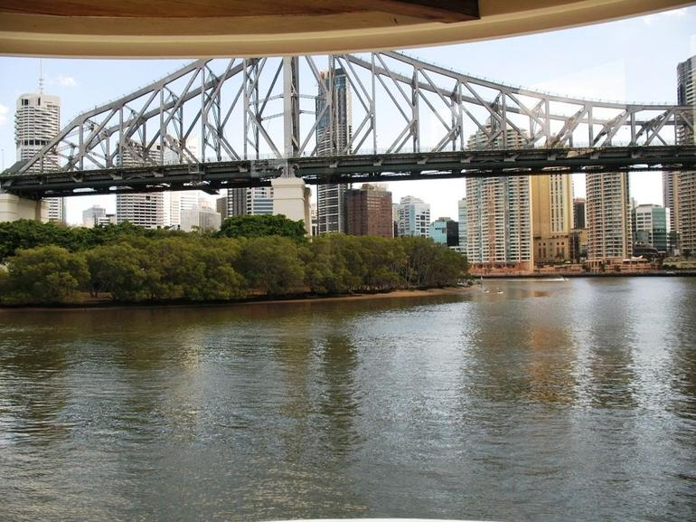 View from the dining room - Brisbane