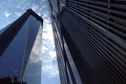One World Trade Center, Jules & Brock - July 2012