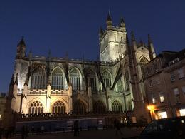 Cathedral in Bath, West England , Nico P - January 2017