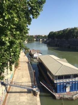 River near Vatican , Joe - September 2017