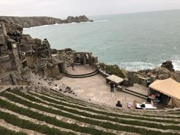 Minack Theater , Jonathan B - October 2017