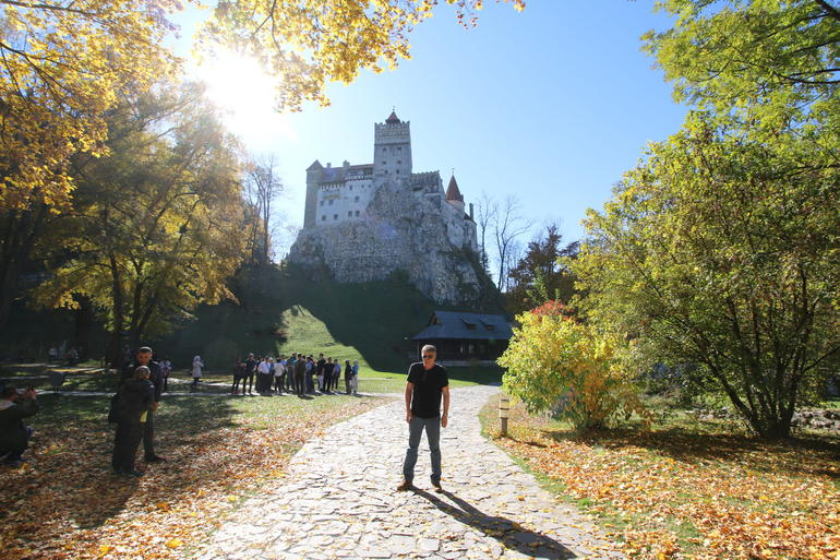Transylvania and Dracula's Castle Full Day Tour from Bucharest
